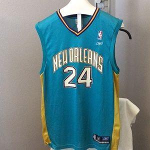 New Orleans Hornets jersey 24 Mashburn